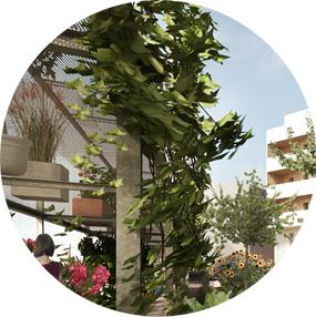 Florasdorf –Gartenregal