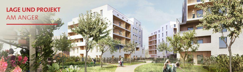 Florasdorf – Lage und Projekt