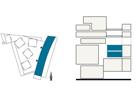 Lage Reihenhaus mit Gartenbalkon V1